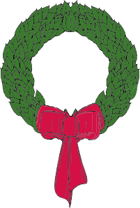 1195445558922272712johnny_automatic_Christmas_wreath.svg.med
